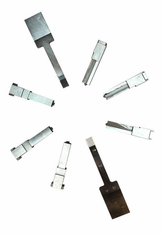 自动化设备非标零件五轴加工