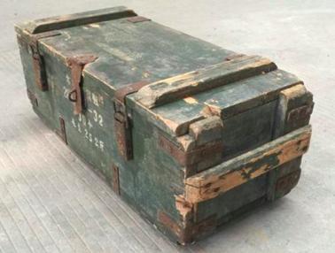 军用箱的发展历程