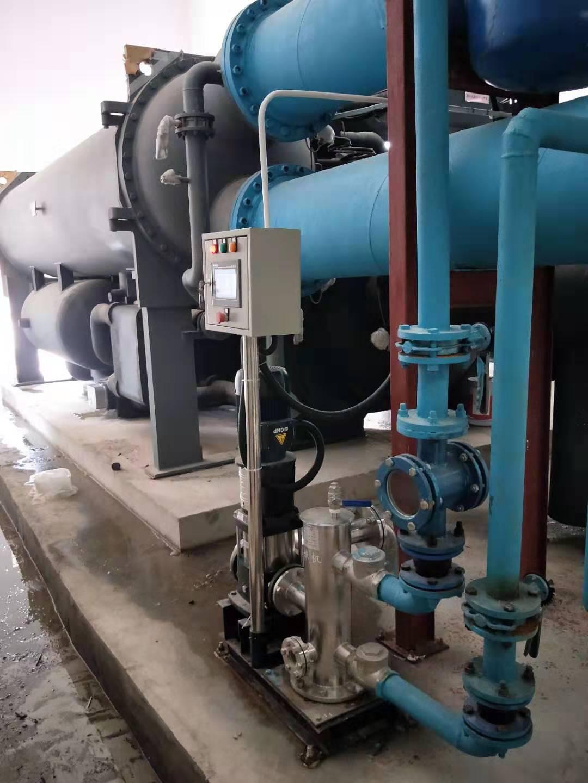 冷凝器自动在线清洗装置的普及与应用便于解决哪些问题