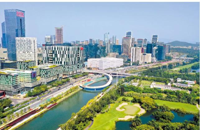 深圳连锁企业全国开店8万家,国家级高新技术企业总量全省第一