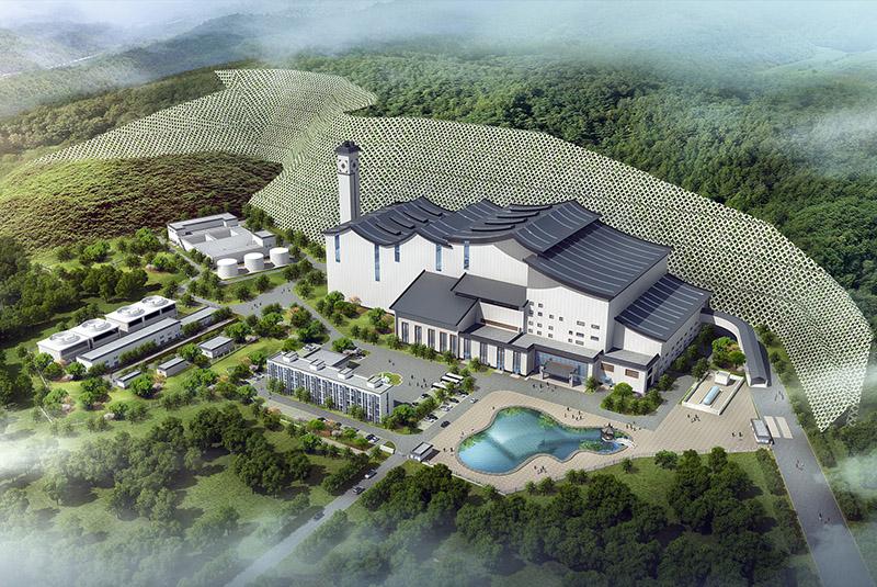 杭州光大環保項目