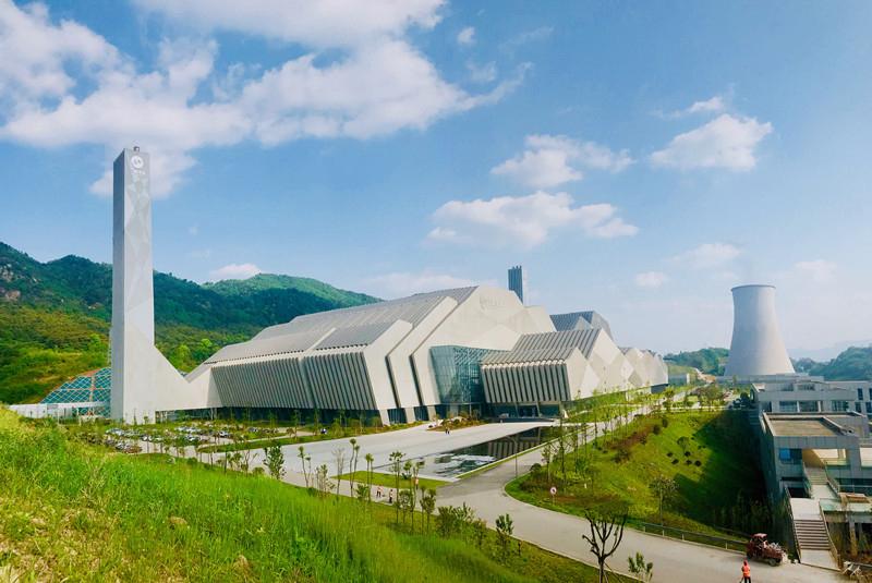 重慶三峰環境項目