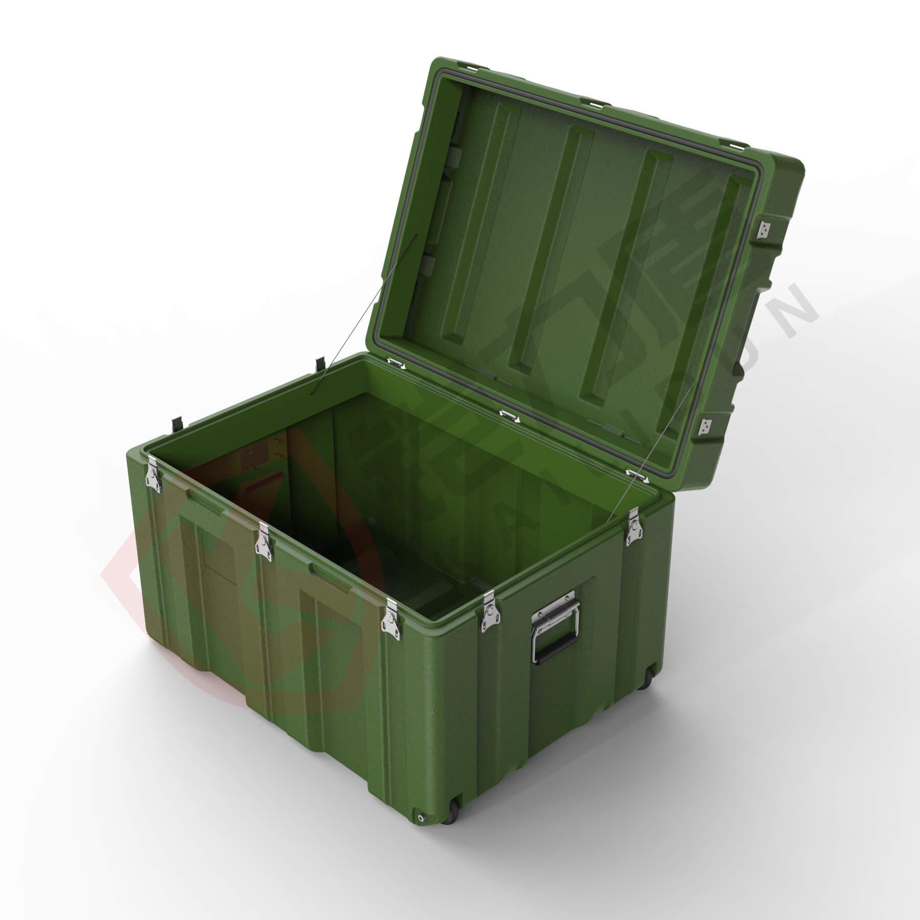 军用滚塑箱-KG806054