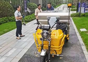 郑州市多功能高压冲洗车