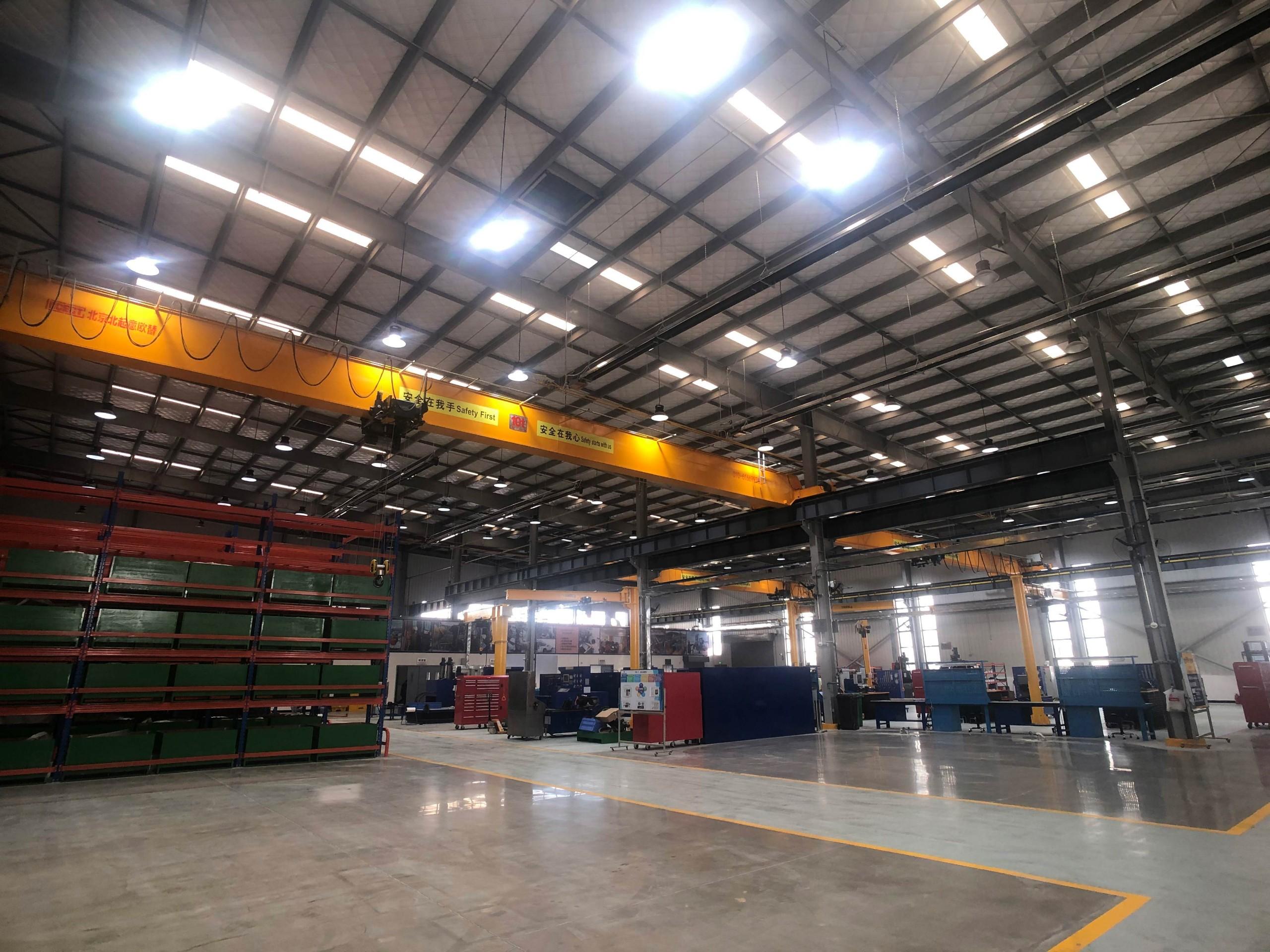工业园厂房改造