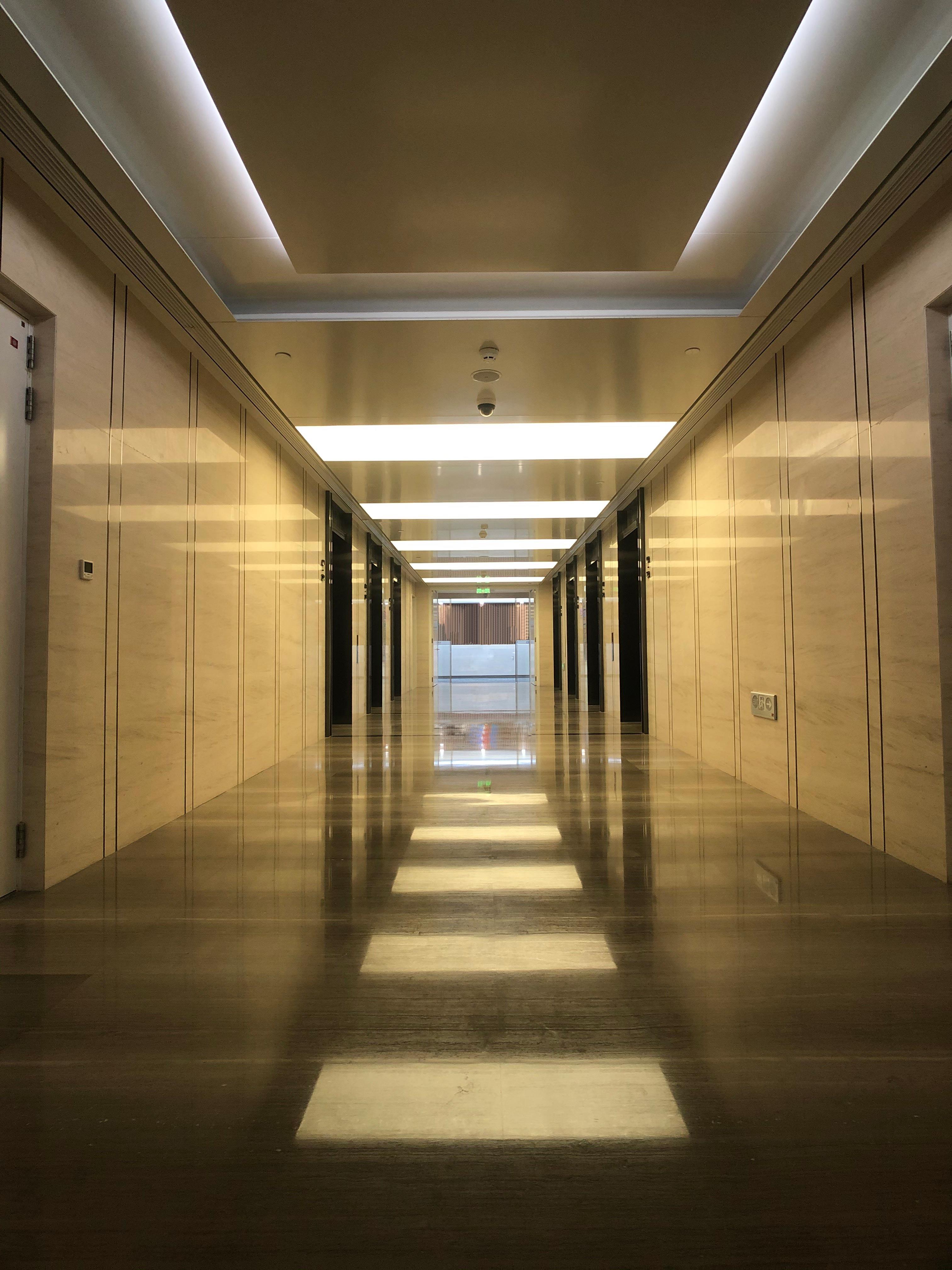 金融中心室内装修