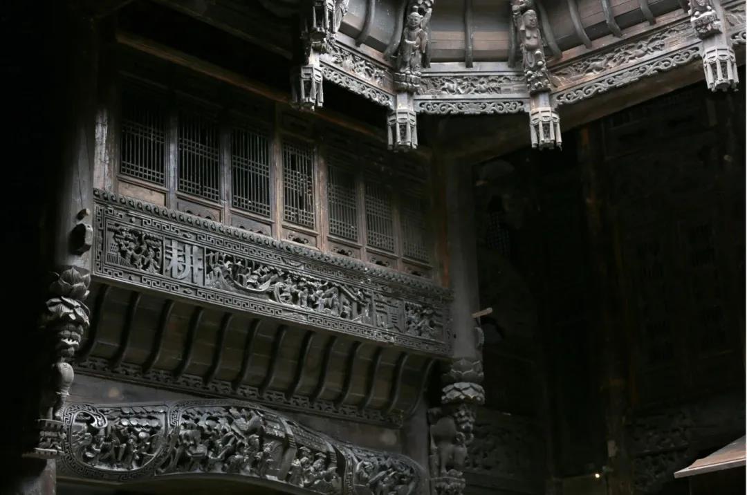 科兴·大夫第 中国木结构古建筑