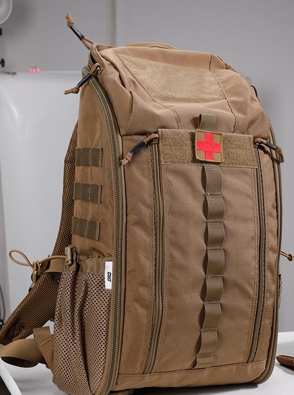 CAUKSUA Tactical Versatile Medical Assault Pack Outdoor Backpacks Tactical Backpack Splash Water Backpack