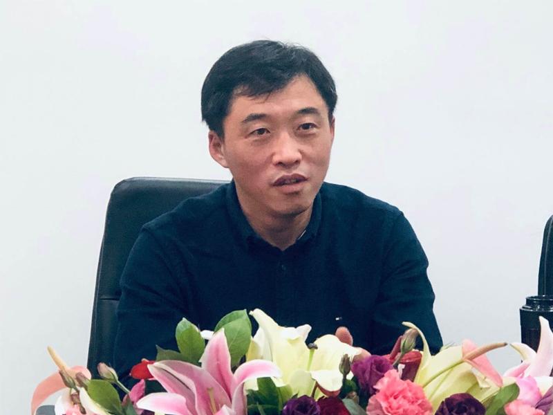最新消息 | 江西省新余渝水区政府领导到访中科融通