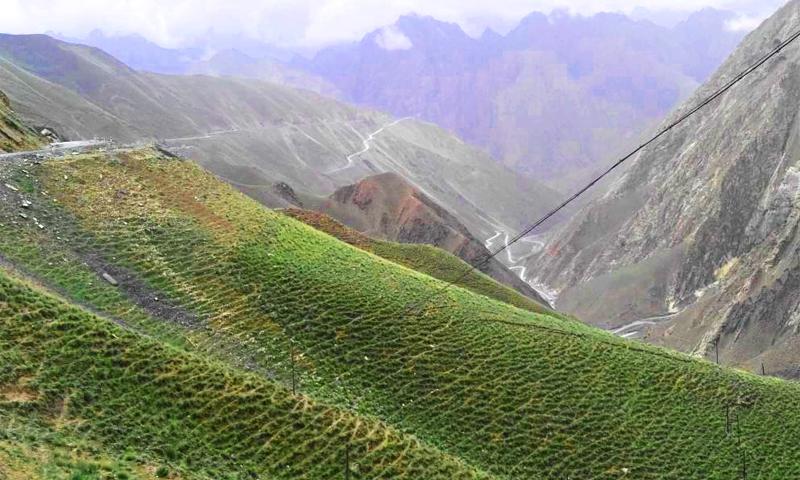中科融通 | 新疆叶城边境防控项目顺利交付