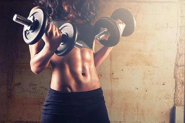 体内湿气越重的人,越应该运动,运动出汗是很好的祛湿方法