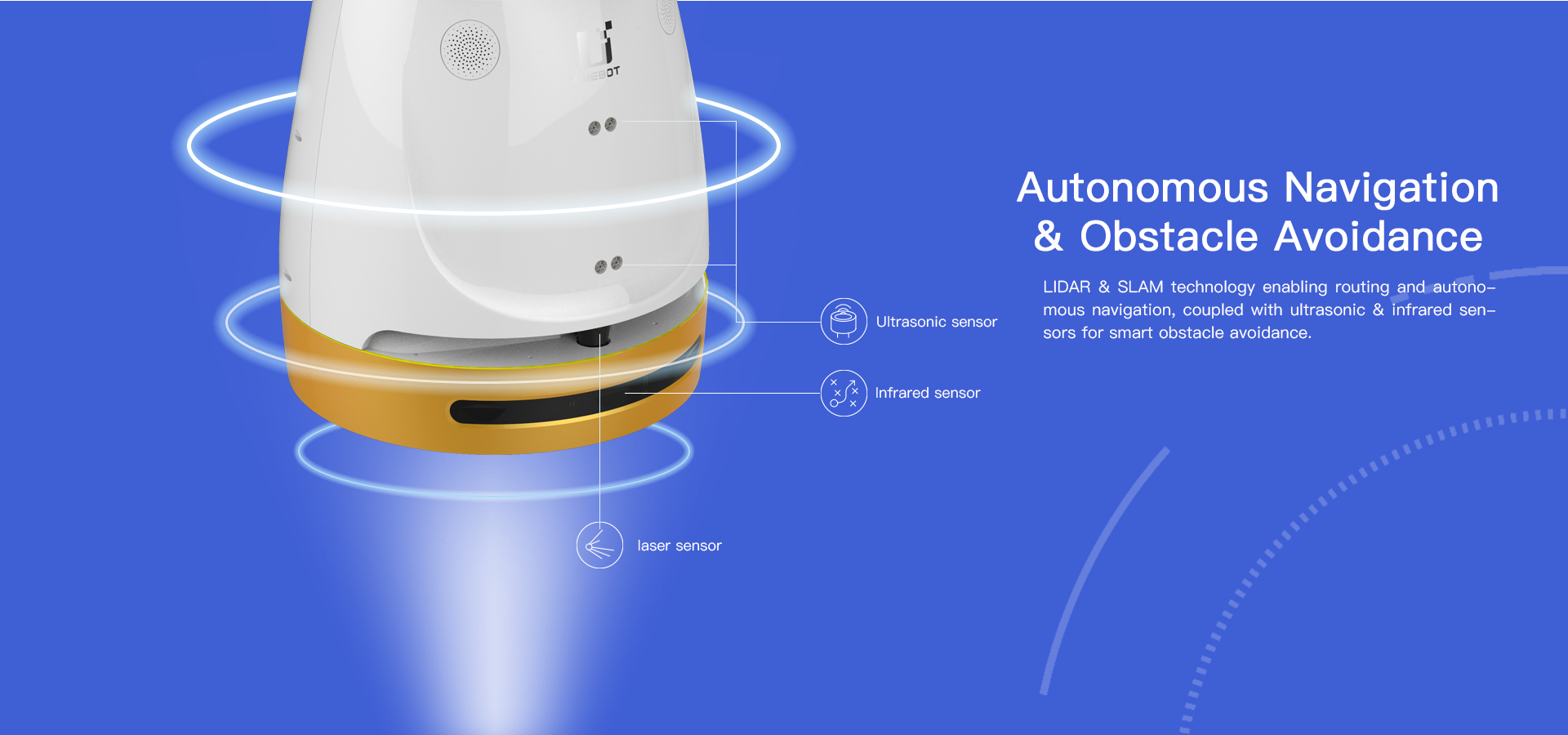 Anyoumi Commercial Service Robot II