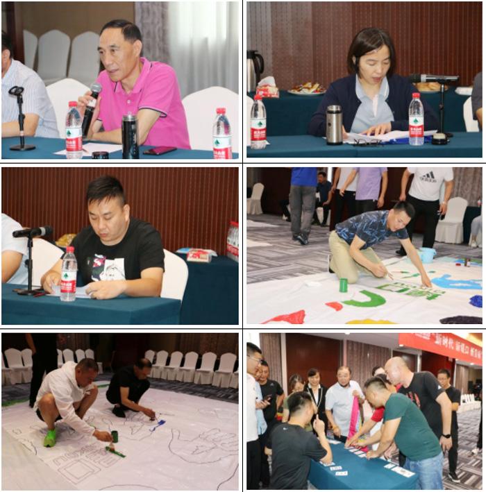 堤口集团公司组织开展客户共享会活动