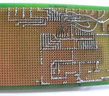 点阵板的焊接方法与应用