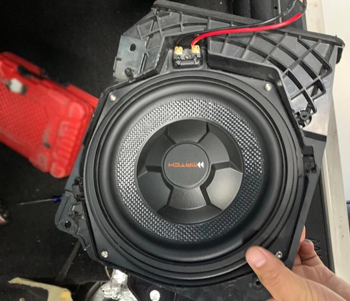 宝马2系无损升级德国MATCH音响,纯粹的声音给你别样的人生趣味