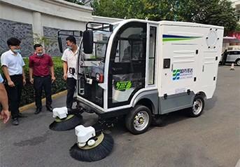 郑州自卸式扫地机