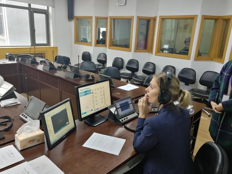 2018年联合国语言类(中文口译员)竞争考试在京举行