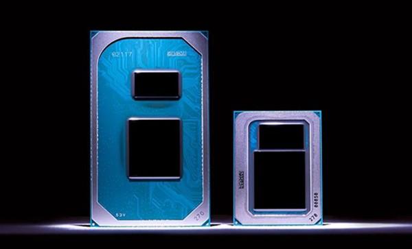 英特尔的反击!第11代移动PC处理器AI性能飙升5倍,14年后再换Logo