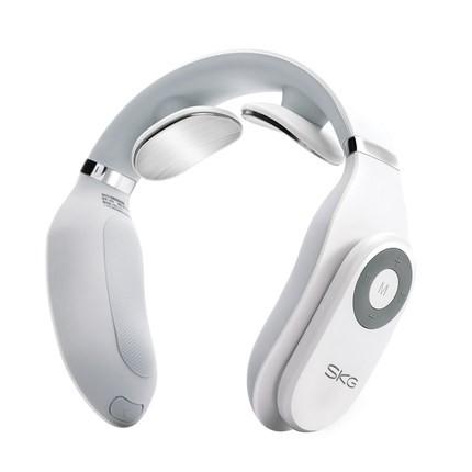 SKG颈椎按摩仪-4098二代蓝牙款