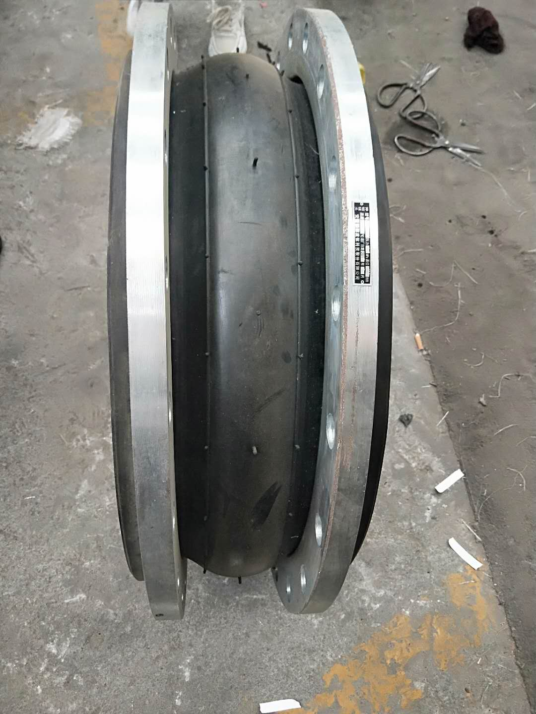石灰浆脱硫管道专用耐磨可曲挠橡胶接头厂家