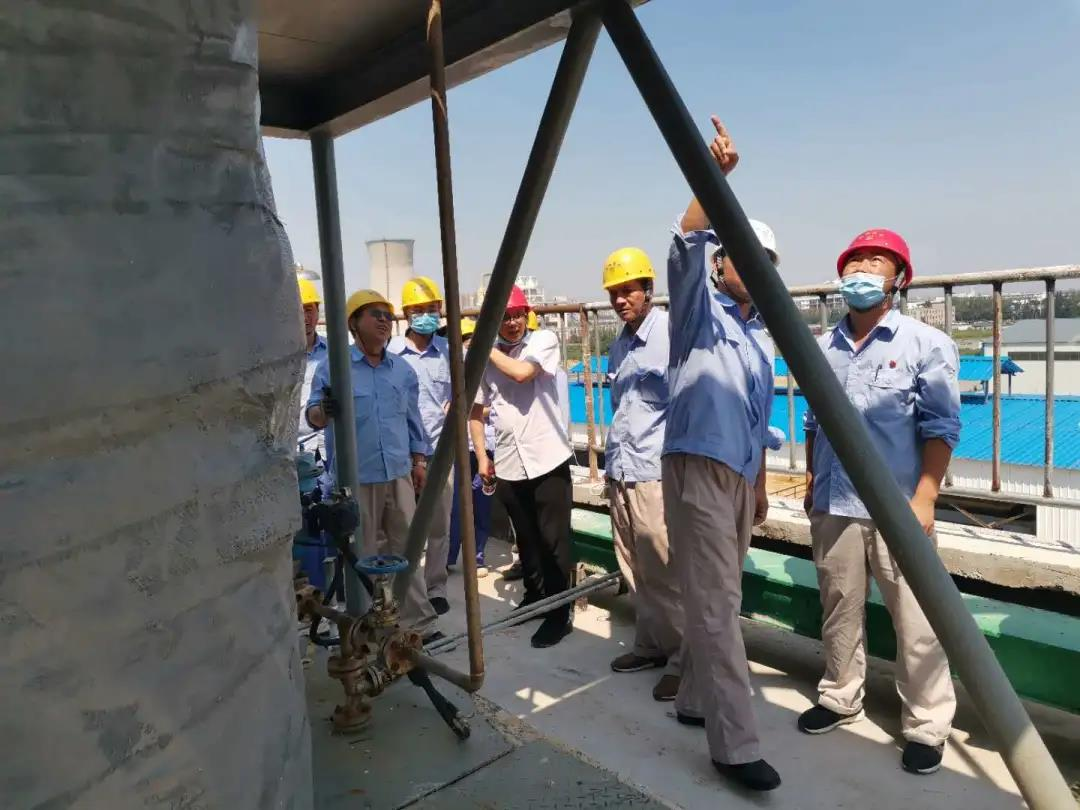 Congratulations on the successful start-up of 100 kt / a 50% liquid alkali plant of Henan Shenma Chl
