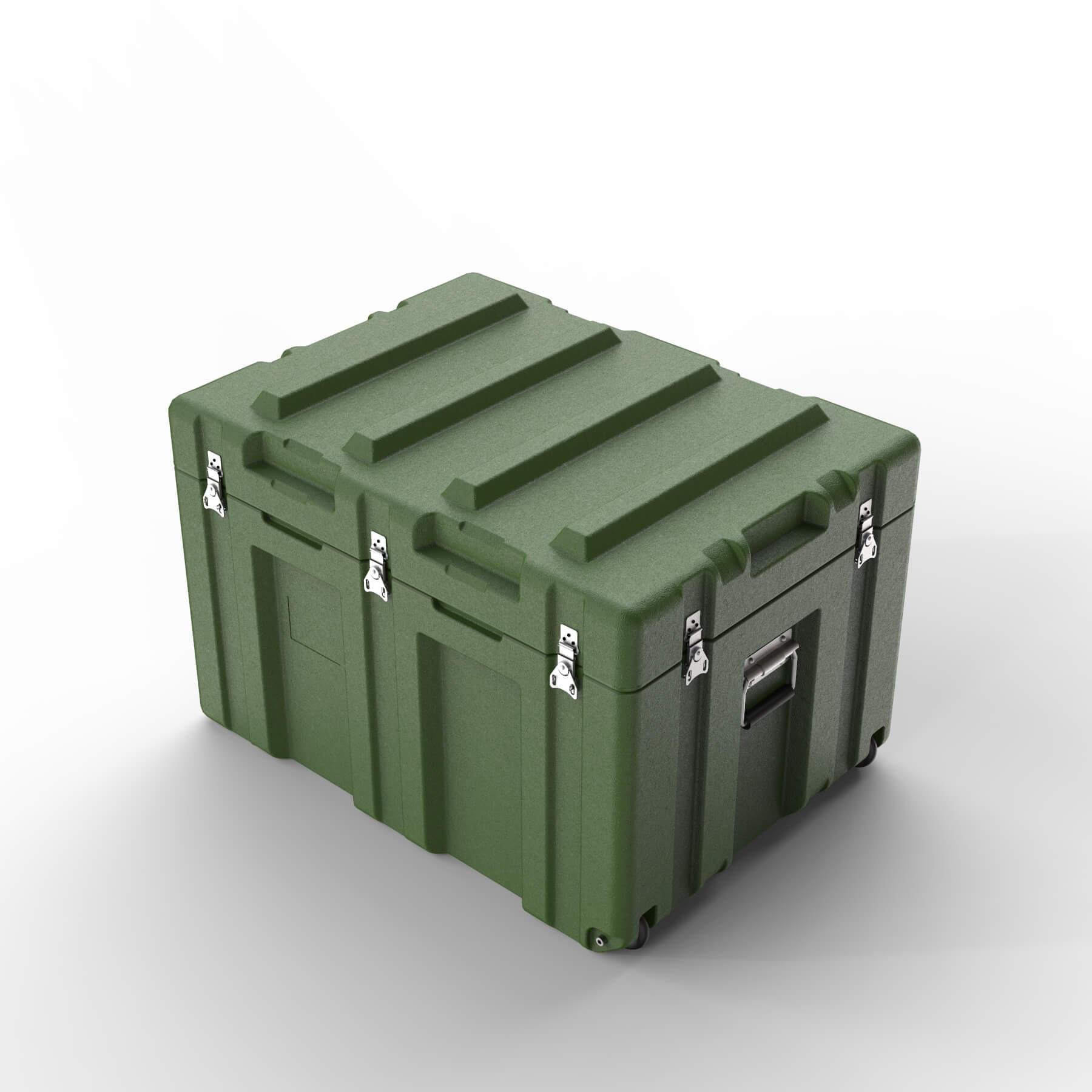工业检测设备箱