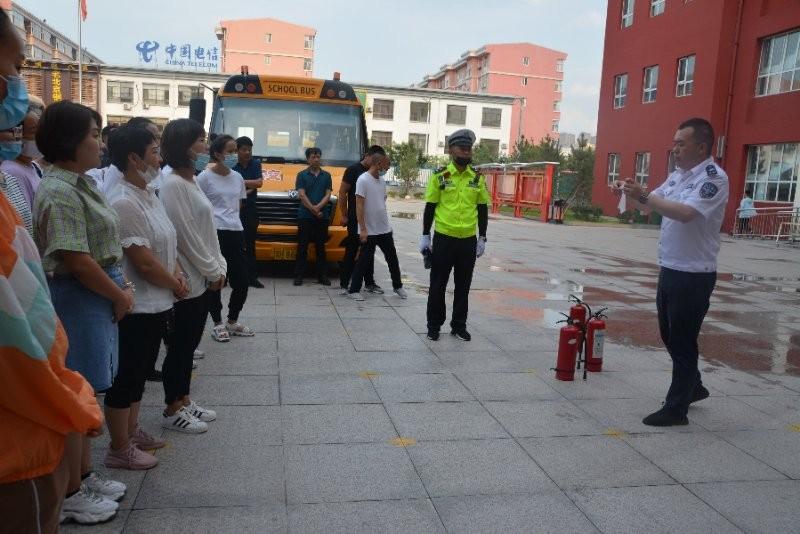 太原分中心为河曲县教育系统开展雷电竞官方网站演习