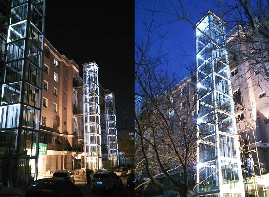 暖心工程:永大电梯、金运通公司共圆甘肃定西市部分老旧小区住户的加装电梯新梦想
