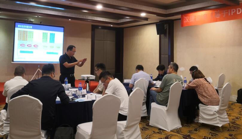 8月21-22日,汉捷咨询《基于IPD的研发项目管理》公开课在上海成功举办!
