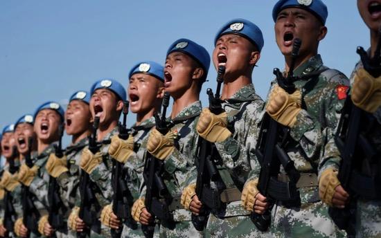 美媒:解放军即使多年不打仗 但打起来也不会输给美