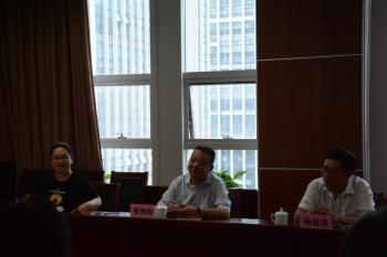 农信集团与交通银行重庆分行开展合作交流