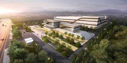 贝泰妮集团中央工厂新基地建设项目