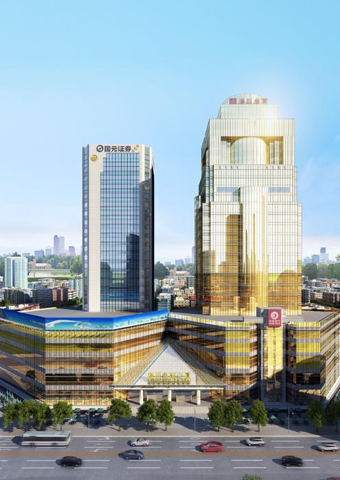 汤臣金融大厦(上海)