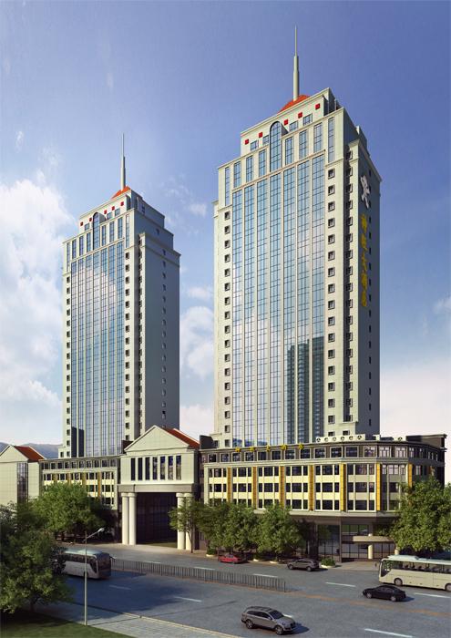 神旺大酒店(青海)