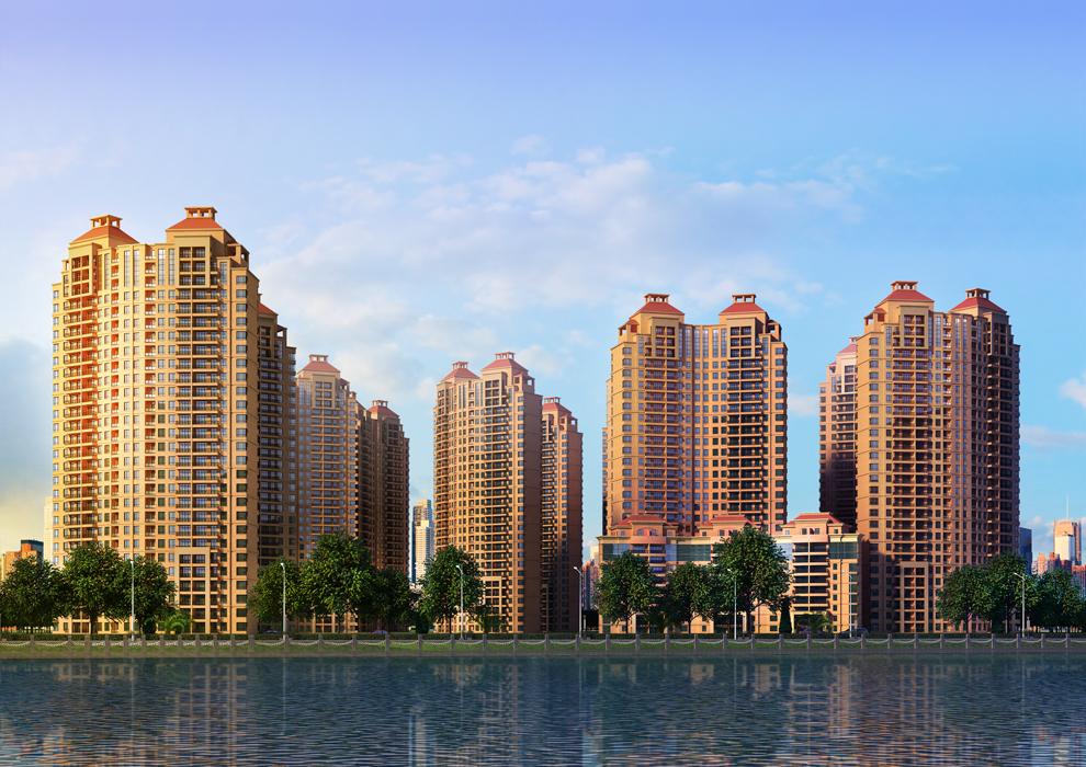 仁恒滨江园(上海)