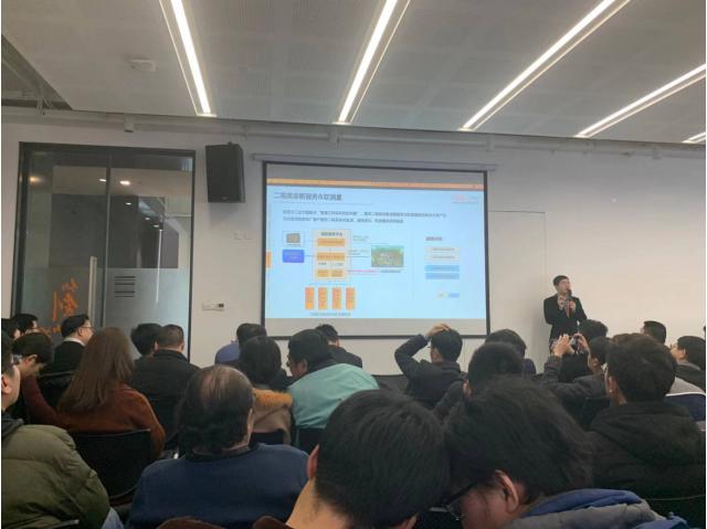 富春环保研究院受邀参加2019垃圾焚烧发电暨固废处理AI应用研讨会