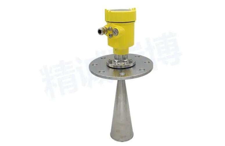 雷达液位计高位调整和低位调整是什么意思?