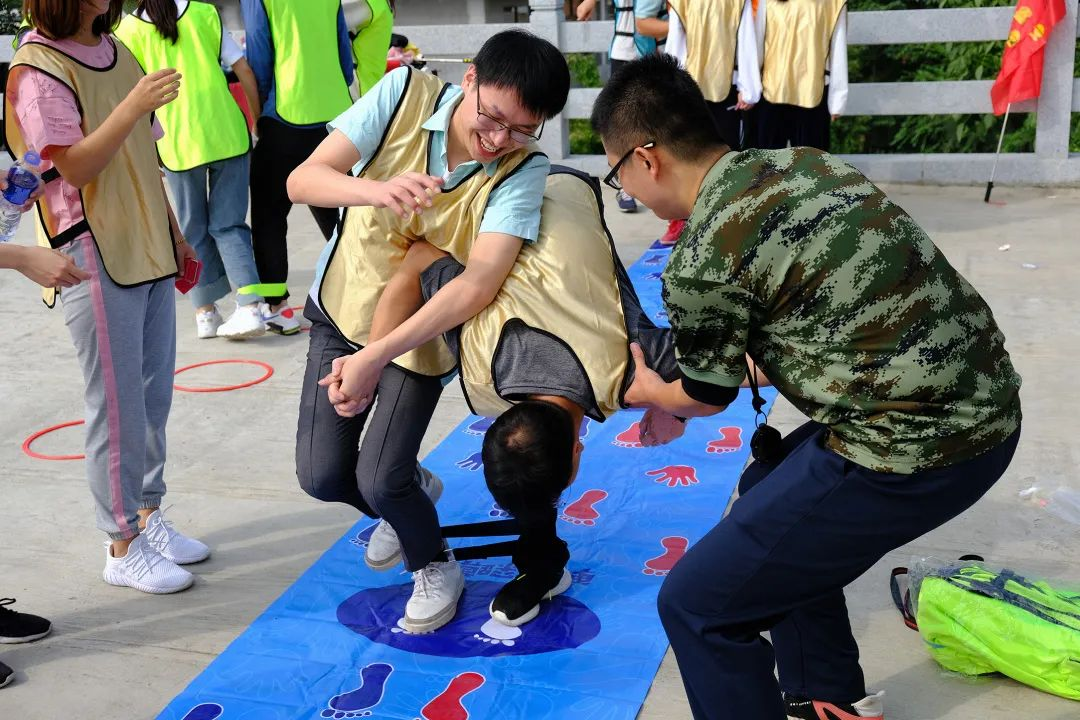 天津云杰律师事务所成功举办2020年团建活动暨首届趣味运动会