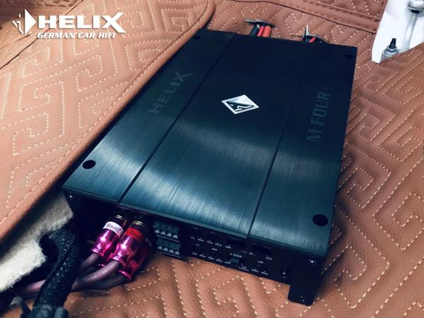 丰田酷路泽升级德国HELIX音响 | 沁人心脾的HI-FI音质,带来完美的音响升级体验