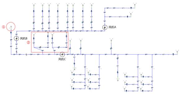 垃圾处理中心除臭系统设计评估与风机选型