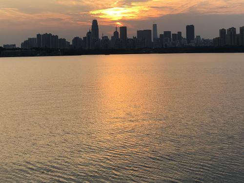 武汉市东湖部分荡然无存水环境污染综合治理示范工程
