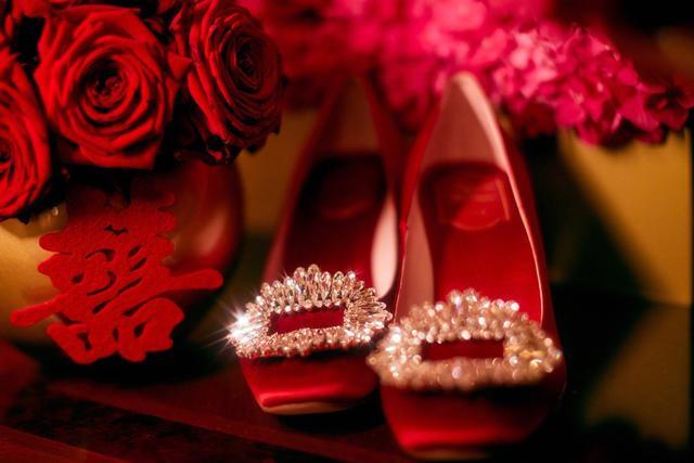 这些婚鞋你喜欢哪一种?快收藏起来等着以后穿吧