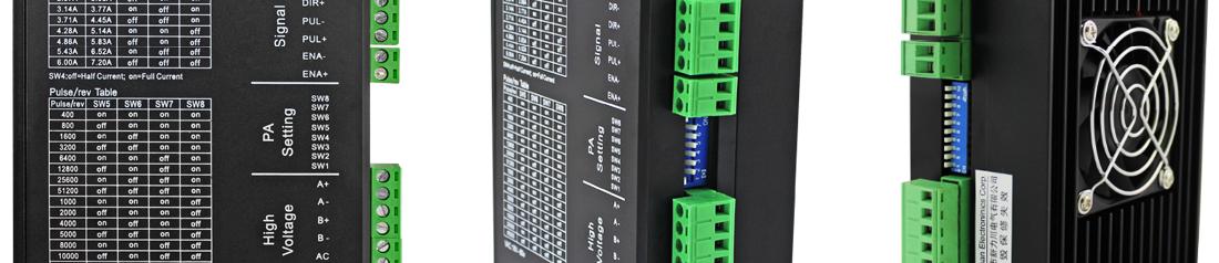 两相86数字式步进驱动器  MC860G