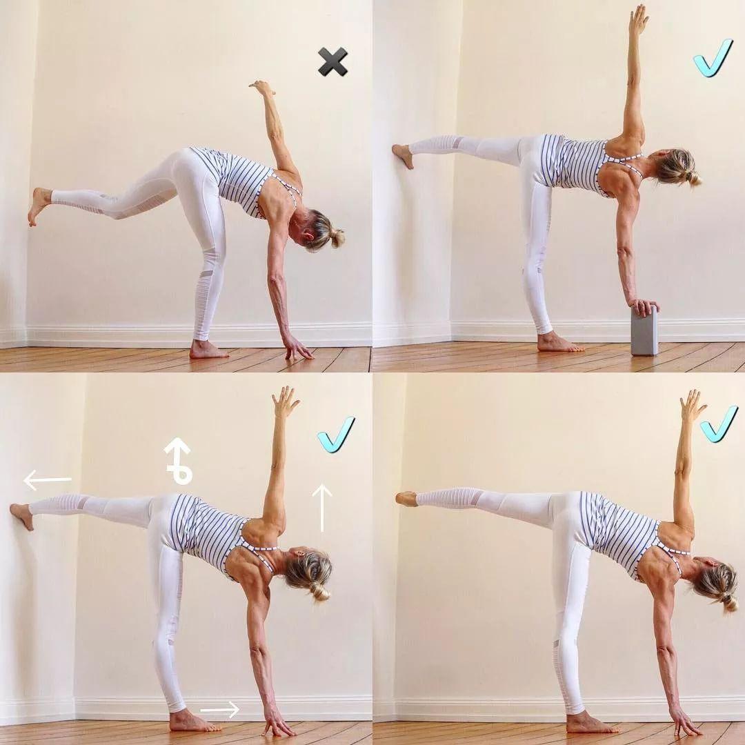 5个常见瑜伽体式详解