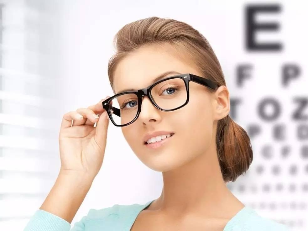 戴眼镜虽然有很多不便,必要时一定要配眼镜!