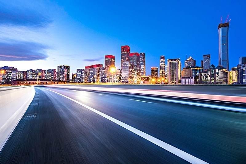 城市与道路照明