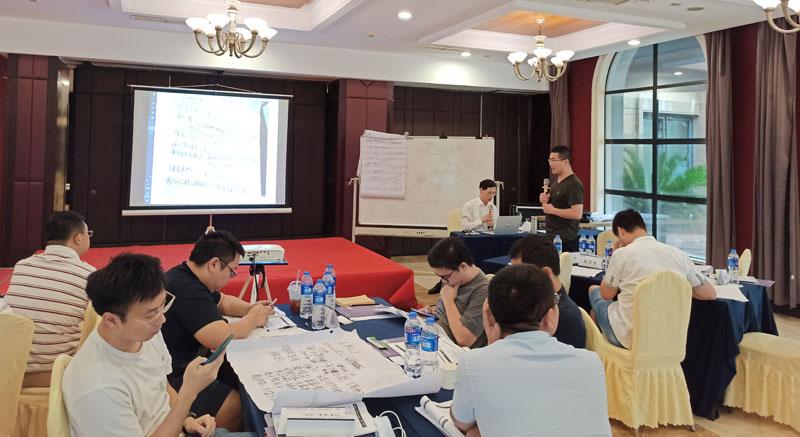2020年8月28-29日成功的产品经理综合能力修炼之二:《业务战略与产品规划》&《产品线组织模式》在上海成功举办!