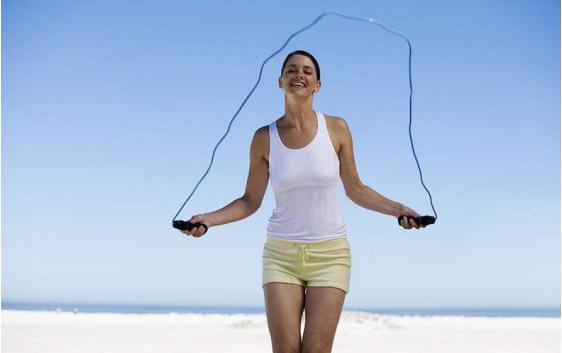 纤译健康|高效燃脂运动——跳绳
