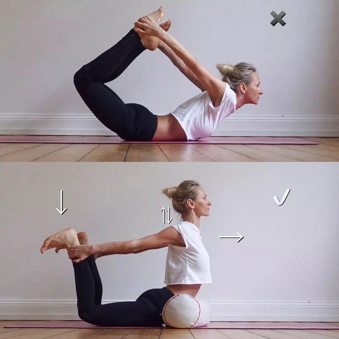 萨托瑜伽腹部核心的力量体式讲解