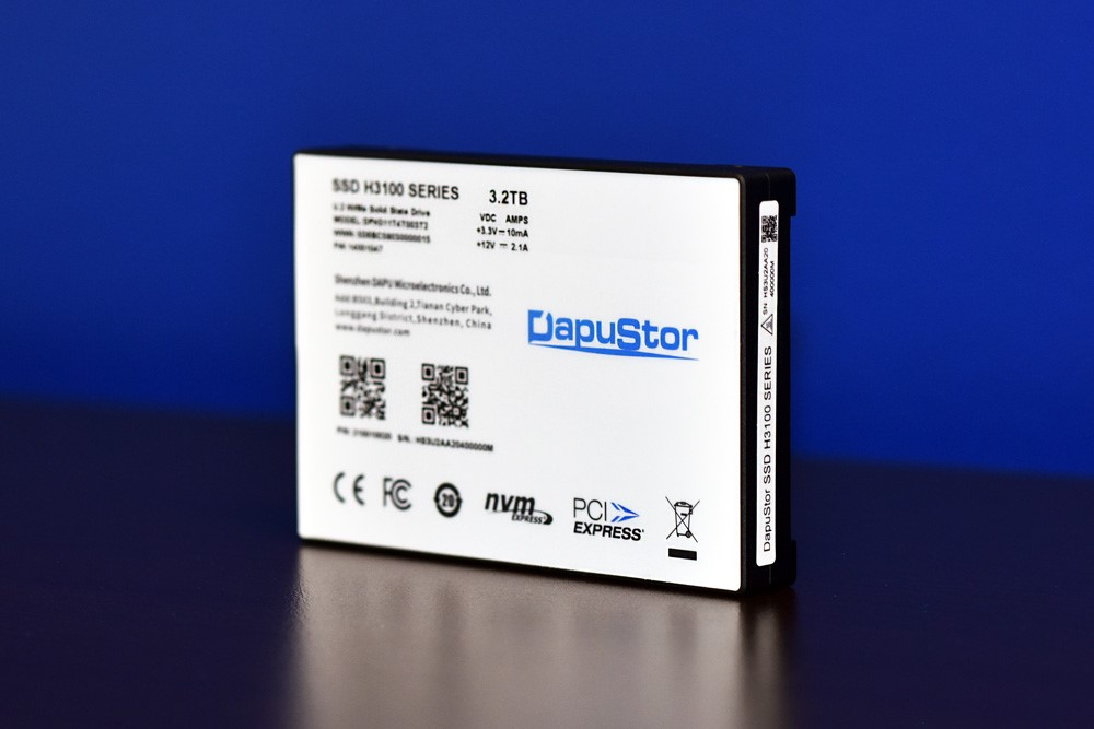 StorageReview - DapuStor Haishen3 H3100 NVMe SSD Review
